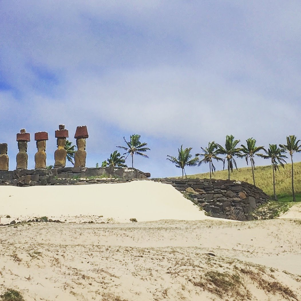 Easter Island Beaches: Easter Island LATAM Flight Reviews